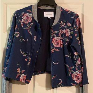 Floral BCBGeneration Jacket